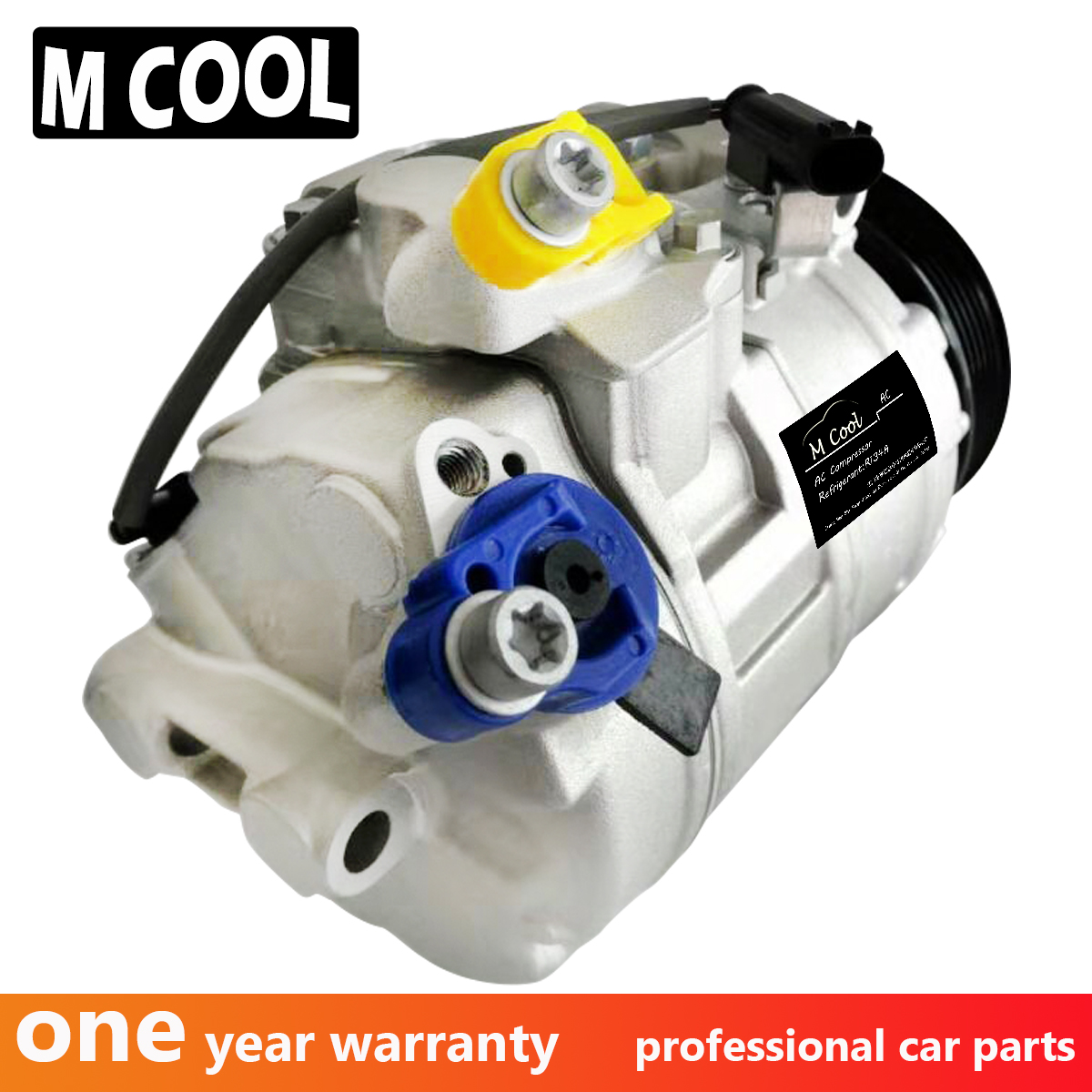 For 7SEU17C Auto AC Compressor BMW 1 E81 130 BMW 3 E90 325 330 E92 325 330 E91 325 330 2005 2012 6956716 64526956716 in Air conditioning Installation from Automobiles Motorcycles