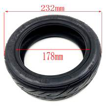 Tubeless Tire 10x2.70-6.5 Vacuum tyres fits Electric Scooter Balanced  10 inch Tires Free shipping