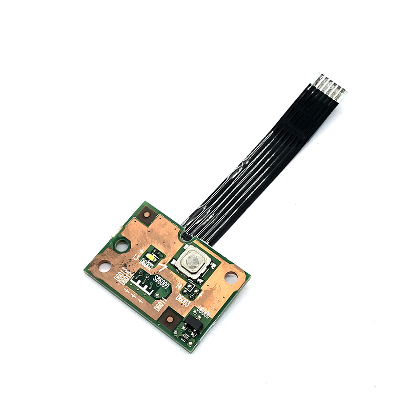 惠普DV3-4000 4048TX CQ32 G32 DM4-1000 1050ea电源开关小板 开机按键 排线 6050A2318201 611775-001