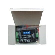 Großhandel DC12V-24V PX24506 DMX512 Decoder Fahrer 9A DMX 512 Verstärker Controller RGB LED Streifen Licht band LED Lampe Modul