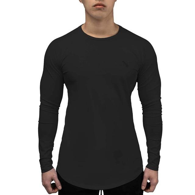 Long Sleeve Muscle Tshirt 10