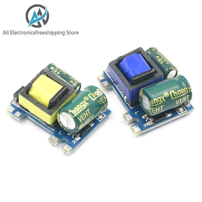 AC-DC 5V 700mA 12V 300mA 3.5W Terisolasi Switch Power Supply Modul Buck Converter Step Down Modul 220V Turn 5 V/12 V
