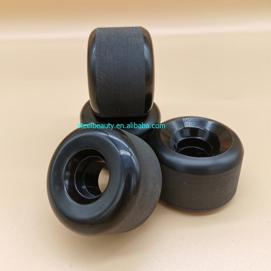 Surf Skate Wheels 60*40mm 78AA 80% Rebound High Quality Longboard Wheel Skateboard Wheels Stone Polished Surface