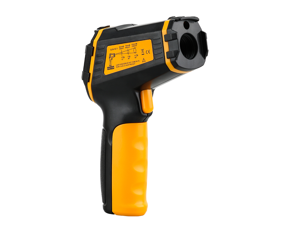 Non Contact Infrared Thermometer Gun to Measure Surface Temperature of Hazardous Object 20