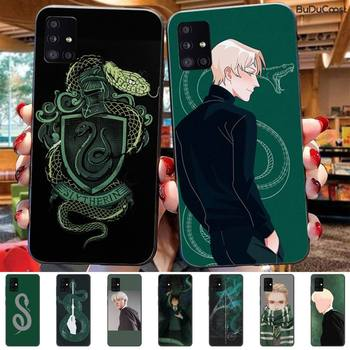Draco Malfoy Phone Case For Samsung Galaxy A7 8 2018 6 8 Plus A9 2018 A10 20 30 40 50 70 image