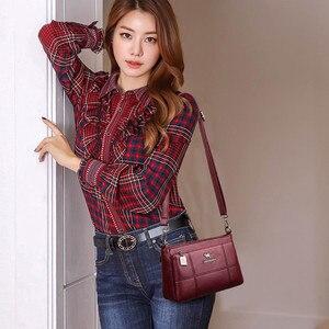 Image 2 - Luxury Handbags Women Bags Designer Crossbody Bags For Women 2019 Shoulder Bag Women Purses And Handbags Sac A Main Femme Bolsa