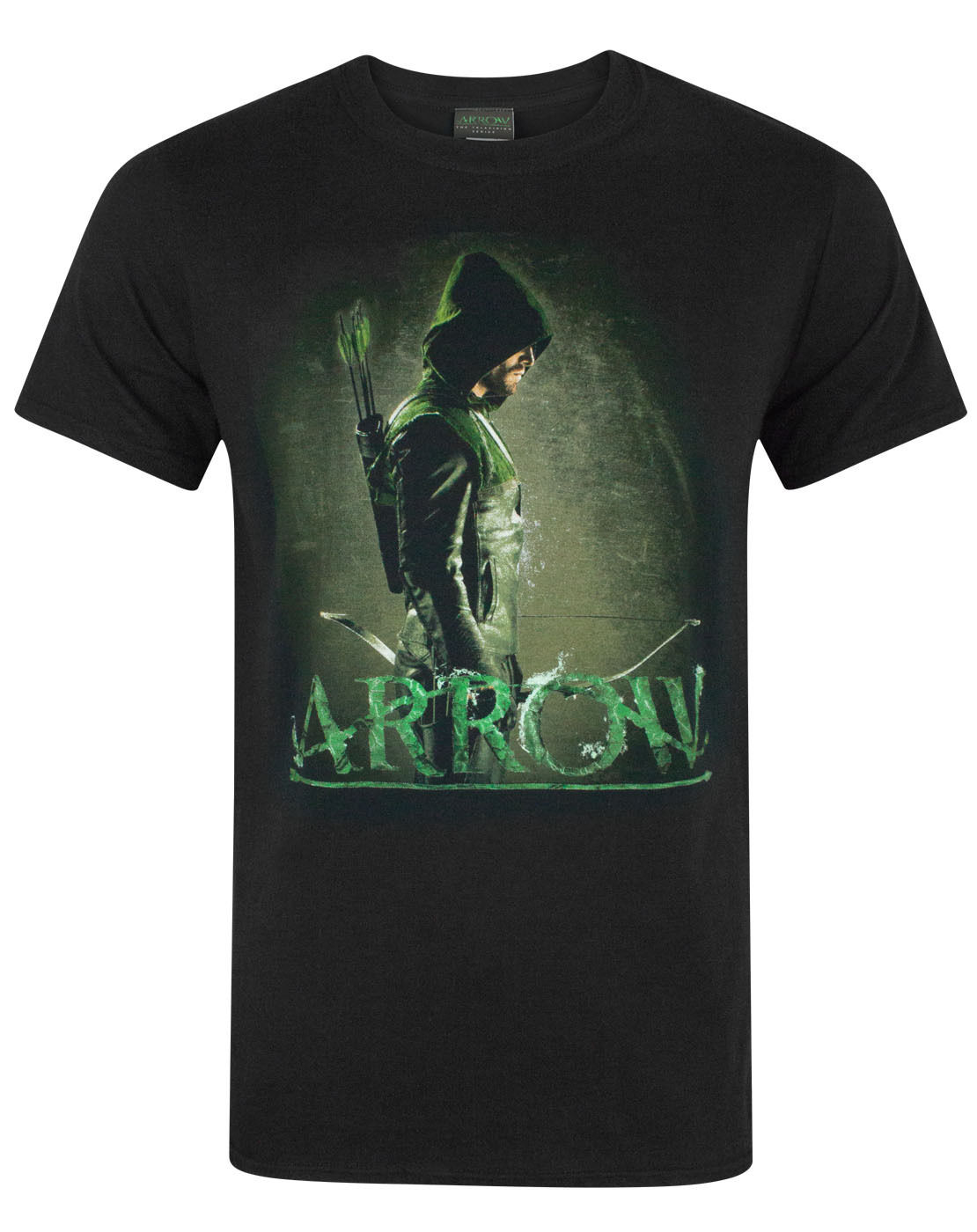 Arrow Men'S T Shirt Cotton T Shirt Fashion Free Shipping Selling Interesting Men T Shirt Men Clothing Plus Size Top Tee