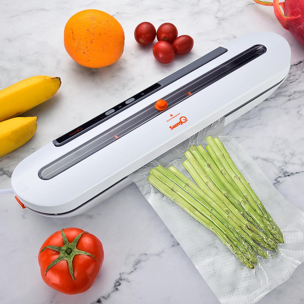 Food Vacuum Sealer Best  Automatic Commercial Household Vacuum Food Sealer Packaging Machine Include Vacuum Sealer Machine