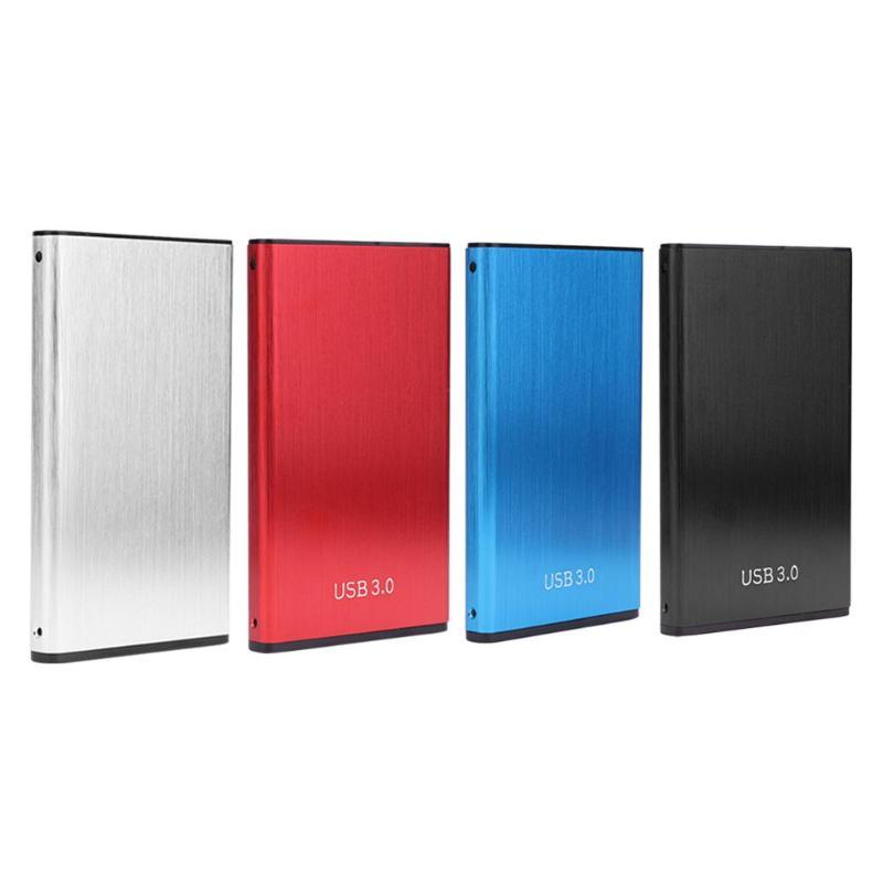 עגלות פג VKTECH USB נייד 3.0 כונן קשיח Case 6Gbps חיצוניים מארז קופסא 2.5 אינץ HDD SSD עבור Windows 98 / SE / ME / 2000 / XP (1)
