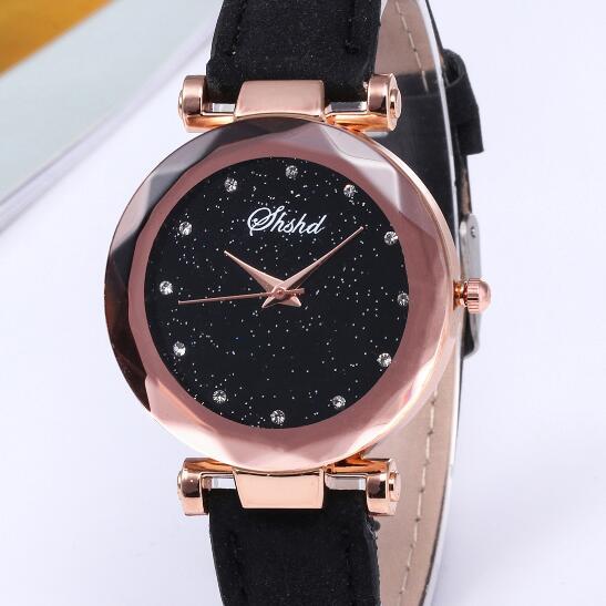 Luxury Women Watches Starry Sky Female Clock Quartz Wristwatch Fashion Ladies Wrist Watch Relogio Feminino Reloj Mujer