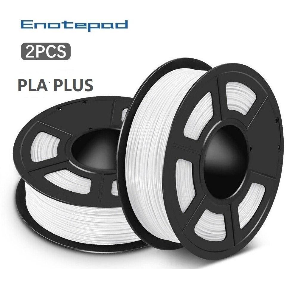 Enotepad PLA плюс рамка печатного нити 3D нити PLA нити 1,75 мм 1 кг катушку PLA + нити для 3D ручка 3D-принтеры
