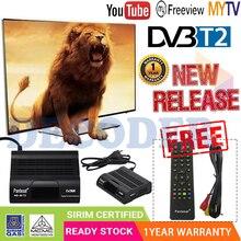 Decodificador de señal DVB HD 99 T2, receptor satélite, Wifi, TV Box Digital gratis, sintonizador DVB T2 DVBT2 C IPTV M3u, Youtube, Manual ruso