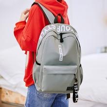 Jiessie&Angela Fashion Canvas Backpack Women Large capacity Backpack Shoulder Bag Back To School Backpacks For Teenage Girls Bag недорого