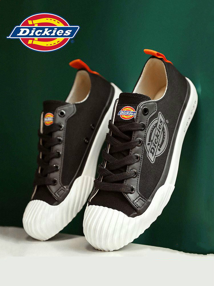 Original Orginal Dickies 2020 New Spring Canvas Shoes For Men Low-top flat-bottomed shoesigh Quality Classic Canvas Shoes A191