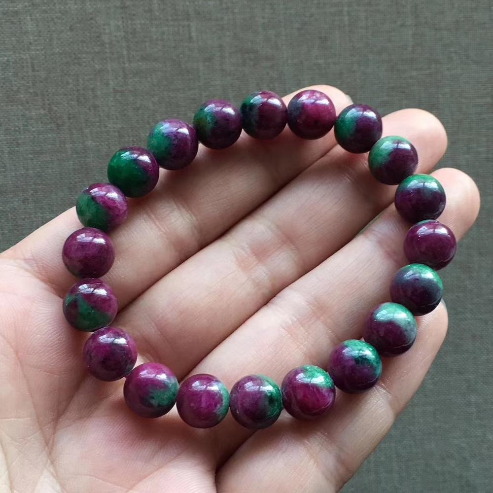 8.5 Inches Strand Natural Ruby Ziosite Nuggets 15mm to 37mm Smooth Gemstone Beads Rare Ruby Ziosite Beads No3275