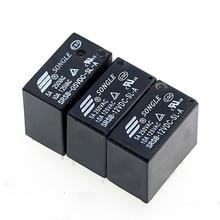 цена на Relays SRSB-05VDC-SL-A SRSB-12VDC-SL-A SRSB-24VDC-SL-A 5V 12V 24V 5A/250VAC 4PIN