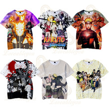 Naruto T Shirt Japanese Anime Design T-shirt Fashion Cool Top Tshirt Men Women Hip Pop Tee dmc t shirt video game fan collection ink art design print casual t shirt brand design pop women men top yellow cotton tee