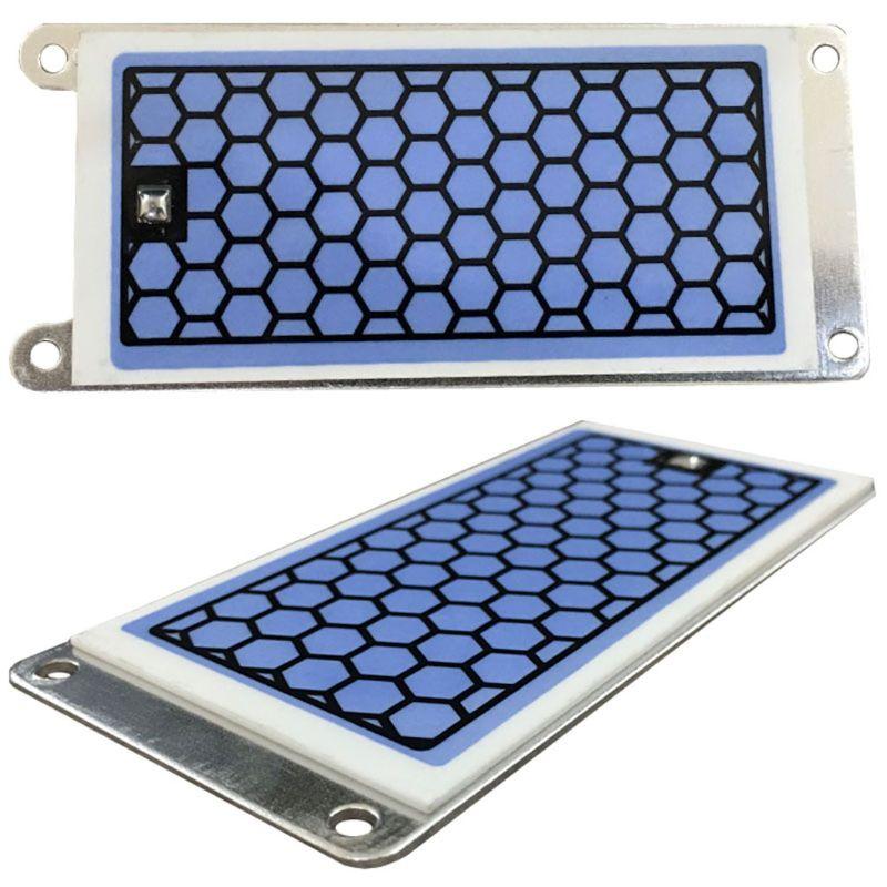 5g/h Portable Home Ozone Generator Plate Integrated Ceramic Ozonizer