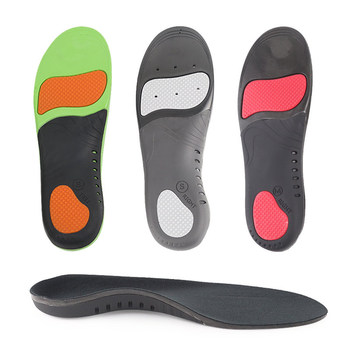 Newest Orthopedic Insoles For Shoes Soles Inserts Flat Foot Arch Support Foot Vargus Valgus Corrector Shoe Insole Pad image