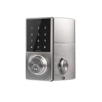Promo TTLOCK Wifi bluetooth internet control remoto cerrojo de puerta inteligente