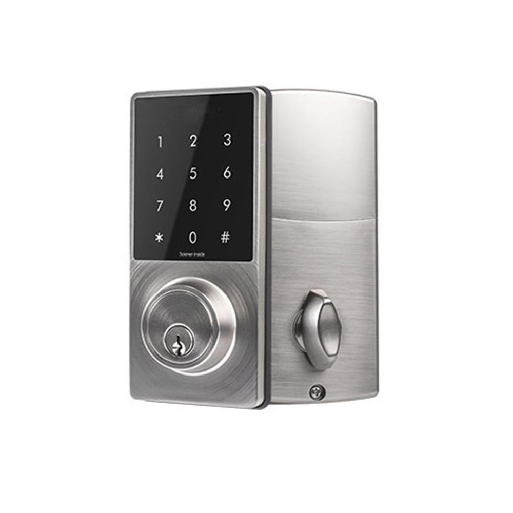 TTLOCK Wifi Bluetooth Internet Remote Control Smart Deadbolt Door Lock