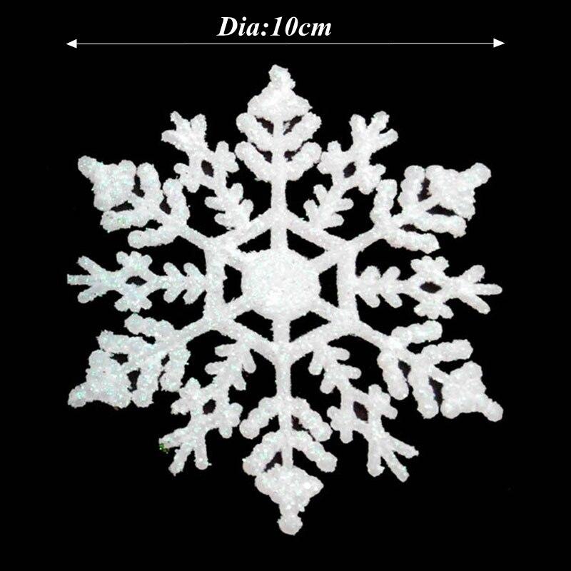 1pcs-10cm-Gold-Silver-Glitter-Powder-Snowflake-Xmas-Ornaments-Pendant-Christmas-Tree-Decor-Party-Wedding-Home(3)