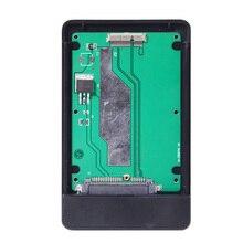 NGFF USB 3.0 do 2012 Macbook Pro Retina A1425 A1398 MC975 MC976 MD212 MD213 ME662 ME664 ME665 SSD 17 + 7Pin przypadku