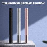 Máquina de tradução de caneta de tradução de voz inteligente inteligente escritório tradutor wifi portátil para viagens vdx99|Sistema de conferência| |  -