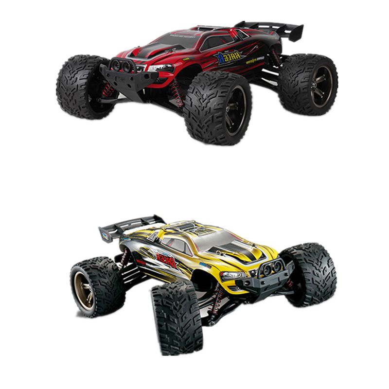 RC Cars 1:12 Full Proportion Monster Truck 9116 Buggy 2.4G Off Road Pickup High Speed Car Big Foot Vehicle Electronic Hobby Toys image