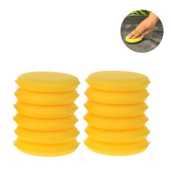 Car Cleaning Applicator Waxing Wash Foam Pads Sponges brush Detailing Polish Leather Care Shoes glas