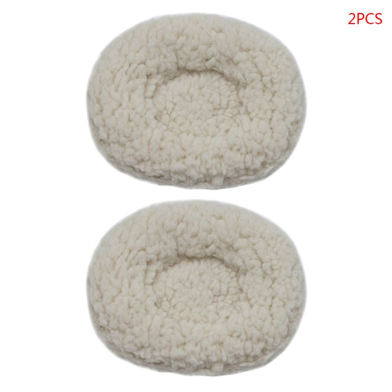 2 Pcs Newborn Baby Photography Round Pillows Infant Pictuers Accessories Studio Photo Props Small Pillow Posing Beans