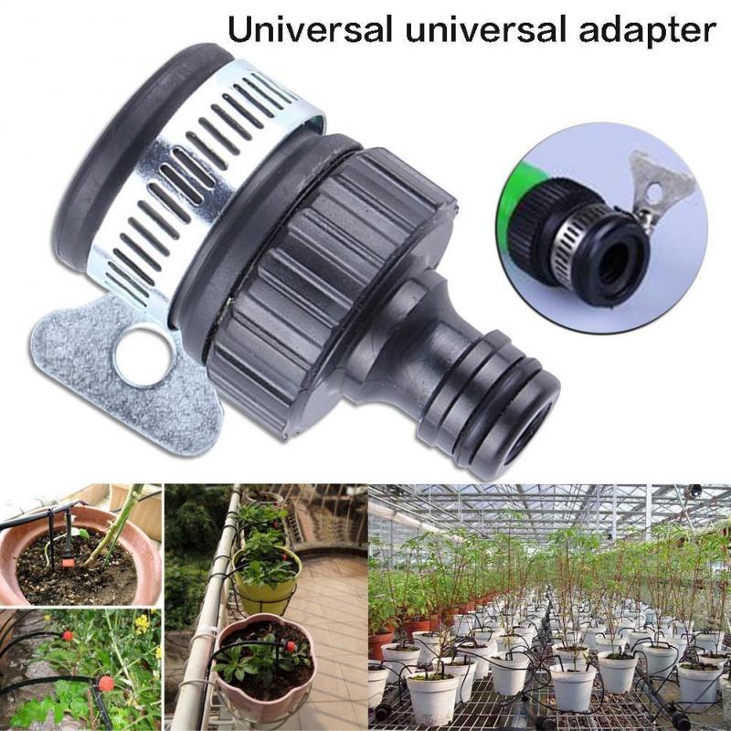 Practical Garden Hose Pipe Tap Connector Mixer Kitchen Bath Tap Faucet Adapter Universal  Garden Outdoor Connect Supplies TSLM1