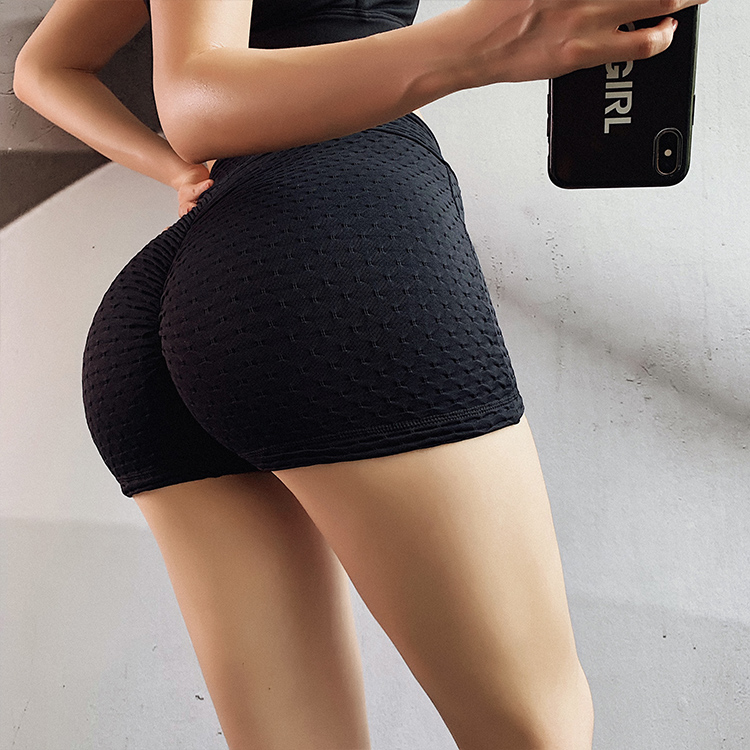 TRY TO Sexy Women's Shorts Seamless Slim Fit High Waist Shorts Women High Elasticity Breathable Workout Fitness Spodenki Damskie