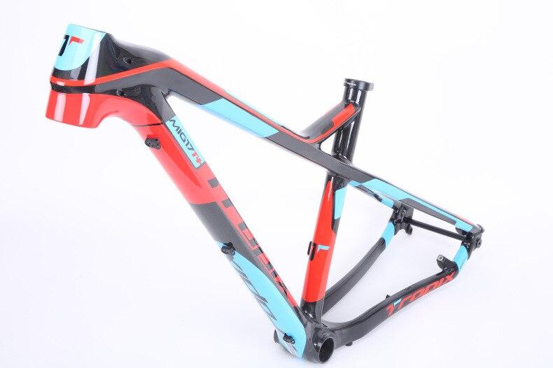 Gale Tropix Mig T + 27.5/29 Inch Carbon Frame Mountainbike Carbon Frame Ultra Licht Frame|Fiets Frame|   - AliExpress