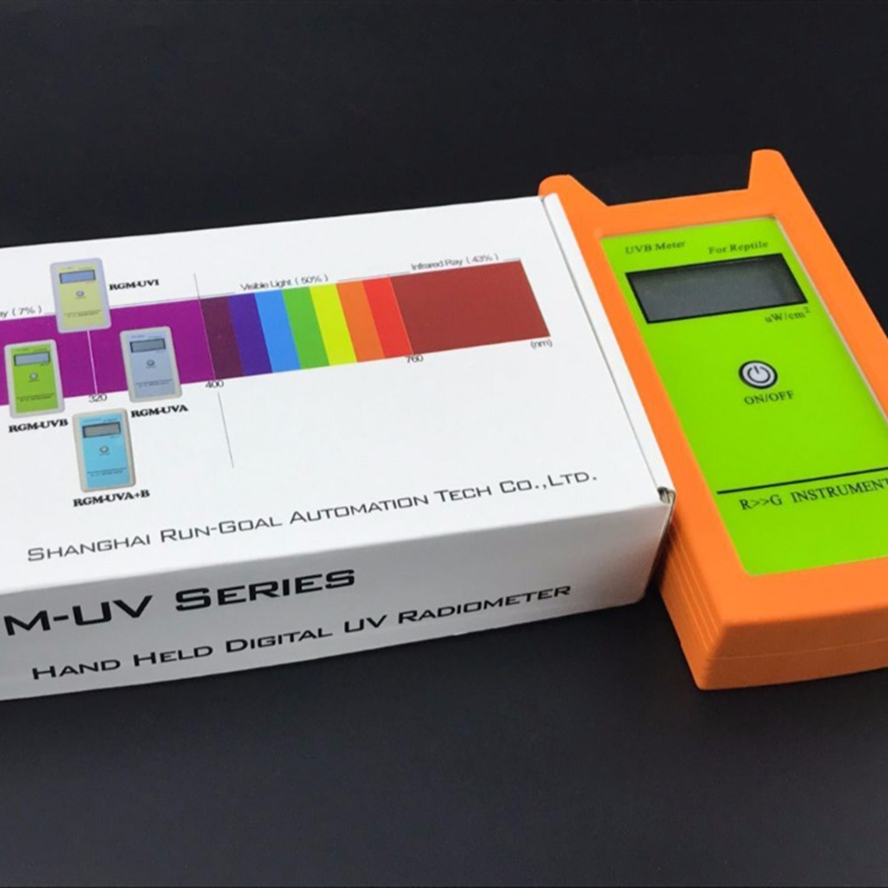 UVB Meter for pets UVB bulb Detection detection equipment