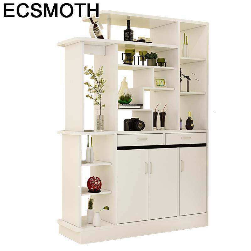 Meja Living Room Storage Vetrinetta Da Esposizione Meble Kast Table Dolabi Commercial Furniture Mueble Bar Shelf Wine Cabinet