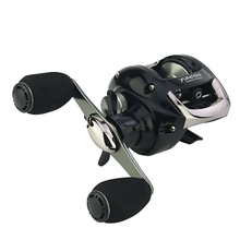 купить 12+1BB Metal Baitcasting Fishing Reel 6.2:1 Long Shot Left / Right Hand Fishing Wheel Bait Casting Fishing Reel дешево