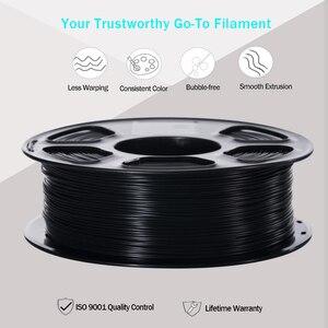 Image 4 - Pla/abs/petg/tpuフィラメント1.75ミリメートル1キロ/0.8キロ343メートル/10メートル2.2LBS abs炭素繊維3Dプラスチック材料3Dプリンタと3Dペン