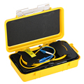SC/UPC-LC/UPC OTDR зоны Eliminator  оптоволоконные кольца  оптическое волокно OTDR Launch Cable Box 500 м 1 км 2 км