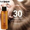 Профессиональный Шампунь Hairinque для восстановления и выпрямления волос с кератином, 100 мл