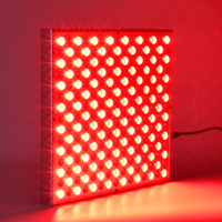 Anti Aging 45W Red 660nm Near Infrared 850nm LED Red Therapy Light Skin Pain Relief Switch on/off / LED Grow Light