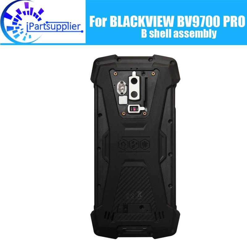 BLACKVIEW BV9700 PRO B remplacement de l'assemblage de la coque 100% Original nouveau Durable B shell accessoire de téléphone portable pour BV9700 PRO