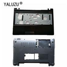 YALUZU Bottom Fall Für Asus A53T K53U K53B X53U K53T K53TA K53 X53B K53Z k53BY A53U X53Z 13GN5710P040 1 Laptop Palmrest abdeckung