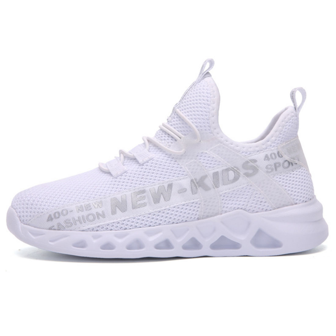 Shoes Kids Boys Girls Casual Mesh Sneakers Breathable Soft Soled Running Sports Shoes toddler boy shoes  boys sneakers title=