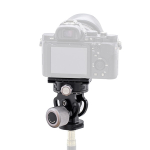 Image 2 - อลูมิเนียม 360 องศาขาตั้งกล้องถ่ายภาพพาโนรามาดูนกพร้อมQuick Releaseแผ่นสำหรับSirui L10 RRS MH 02