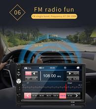 MP5 Player Car Multimedia Player 7Touch Screen Video MP5 Player Auto Radio Car Bluetooth MP5 Player Car Accessories onn v8hd 8g mp5 player pink