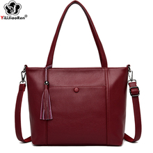 Fashion Bags Ladies Luxury Handbag Large Capacity Shoulder Bag Women Famous Brand Leather Handbags Tote Bags for Women 2019 Sac недорого