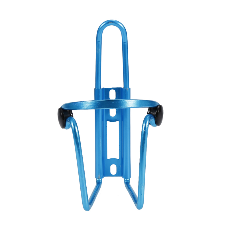 Image 2 - Aluminum Alloy Bicycle Riding Beverage Bottle Holder Mountain Bike Bottle Holder Support Cage Bicycle Cup Holder Accessories-in Bicycle Bottle Holder from Sports & Entertainment