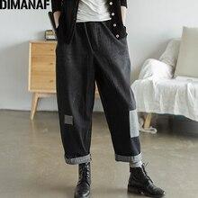 Pantalones Dán Lớn Nữ