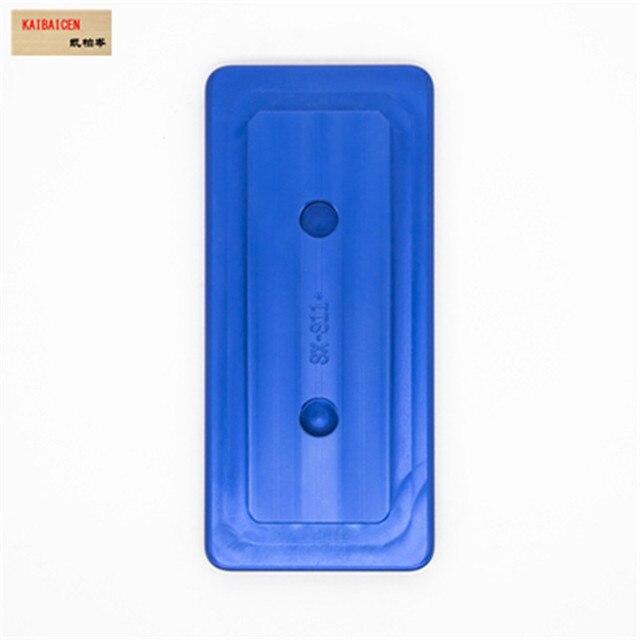 עבור Samsung S20 FE/S20 בתוספת/S20 Ultra מקרה כיסוי מתכת 3D עובש סובלימציה מודפס עובש כלי חום עיתונות